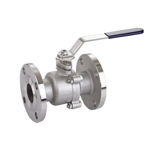 Cast Steel Two Piece / CS 2 Piece Ball Valves